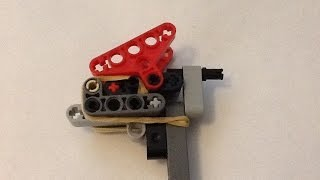 How to make a small powerful Lego gun!