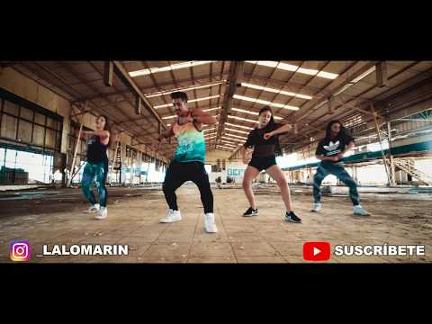ME NIEGO - Reik ft Ozuna, Wisin (Coreografia ZUMBA) / LALO MARIN