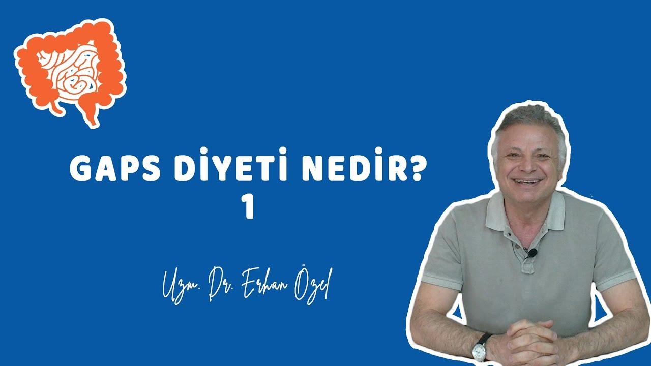 Download GAPS DİYETİ NEDİR? (Mutlu Barsaklar) 1 - Uzm. Dr. Erhan Özel