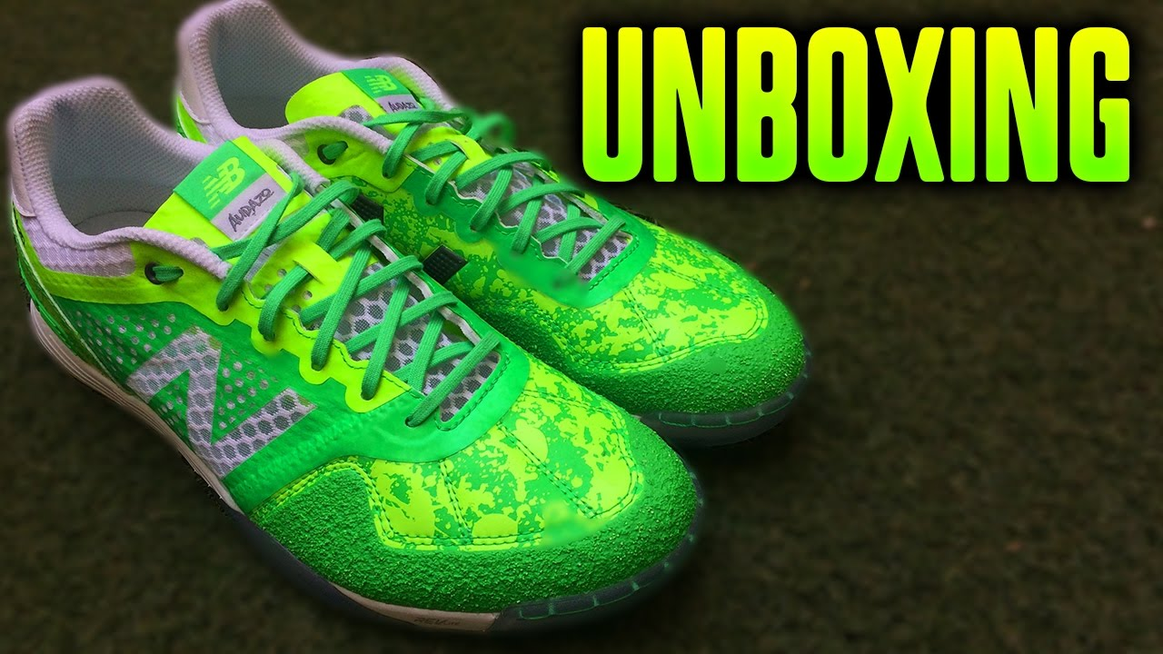 2ee936cbd NEW BALANCE AUDAZO UNBOXING   REVIEW KICKERESP - YouTube