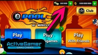8 BALL POOL PRIVATE SERVER ULIMITED MONEY (NO ROOT )