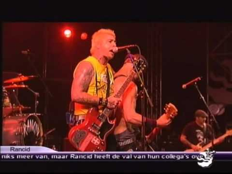 Rancid - She's Automatic (Live At Lowlands Festival) 29 08 2003
