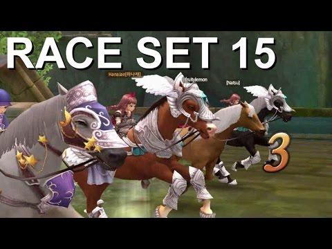 ɴᴇᴡ sᴘᴇᴄɪᴀʟ ✪ Alicia Online Gameplay {Horse Racing} [RACE SET 15] --- 11/26/2013
