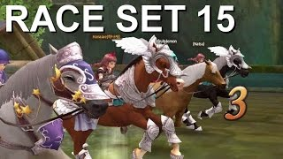 ɴᴇᴡ sᴘᴇᴄɪᴀʟ ✪ Alicia Online Gameplay {Horse Racing} [RACE SET 15] --- 11/26/2013