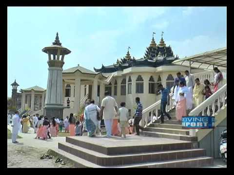 ISKCON TEMPLE IN IMPHAL HOLDS A SPECIAL PLACE IN THE HEART OF LORD KRISHNA'S DISCIPLES