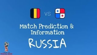 Match prediction and probable XI between Belgium and Panama.