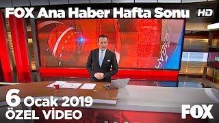 Akaryakıta kredi kartı komisyonu önerisi...   6 Ocak 2019 FOX Ana Haber Hafta Sonu