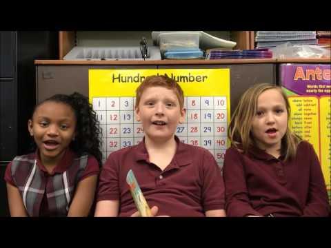 Hello by Mrs. V's Class 2015-16