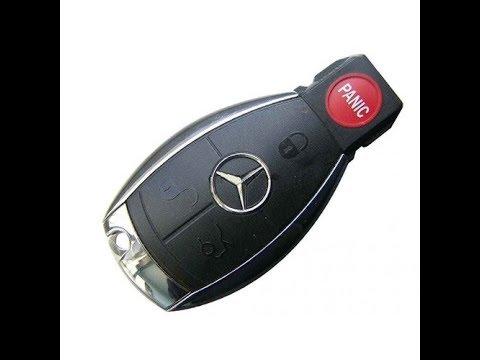 Replacement Mercedes Keys — The Keyless Shop at Sears - Car Keys