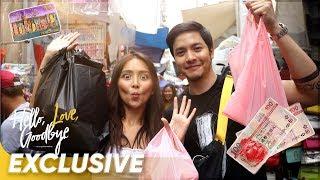 HK$ 500 Pasalubong Shopping | 'Hello, Love, Goodbye' | Kathryn Bernardo, Alden Richards