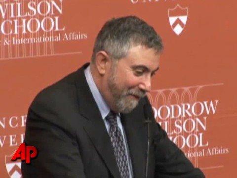 Princeton Economist Wins Nobel Prize
