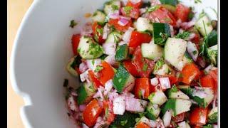 Israel Salad # 6