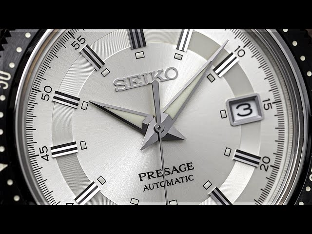 Enjoy The Beauty Of The Unconventional | Seiko Presage Limited Edition SARX069 WatchGecko Review