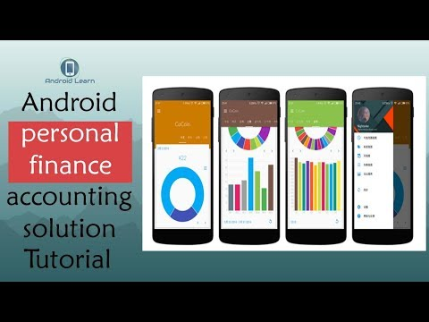How To Make Personal Finance And Accounting Solution App In Android Studio