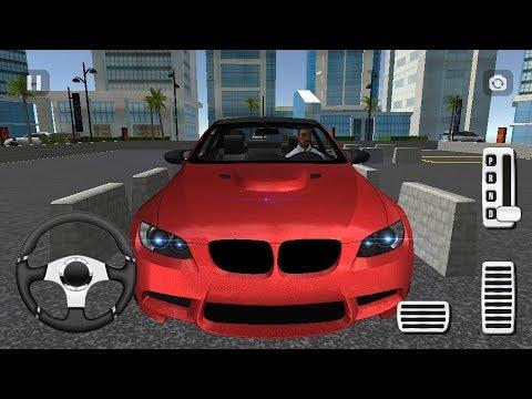 bmw car parking simulator