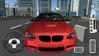 BMW CAR PARKING SIMULATOR M3 #q |Car Parking Games For Kids#Free BMW Parking Simulator Games To Play