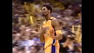 2000-02 Lakers vs. Kings playoff trilogy (Part 1)