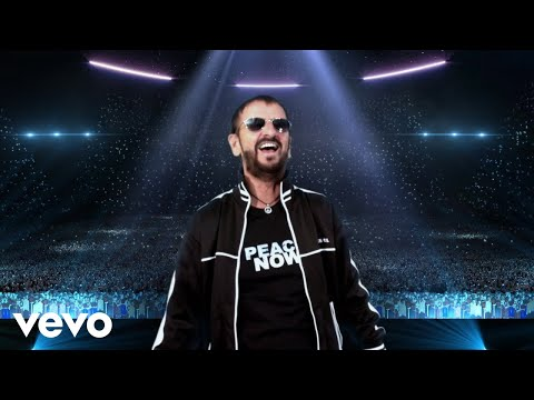 Ringo Starr - Here's To The Nights (Official Video)
