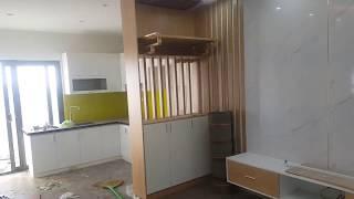 Thiết kế và thi công nội thất căn hộ 1110 chung cư Tecco trường Thinh, Tp Vinh