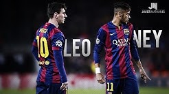 Lionel Messi & Neymar Jr ● Pure Magic ● 2014/2015 HD