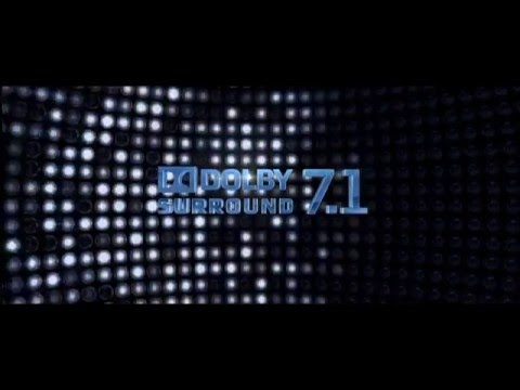 Dolby 7.1 Surround Sound Test