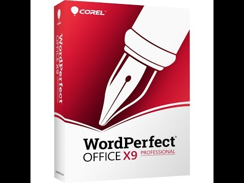how-to-install-corel-wordperfect-office-x9-without-errors