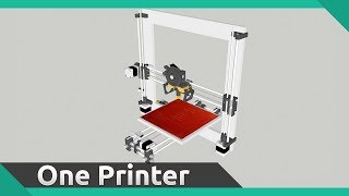 Impressora 3D Barata Lista De Materiais