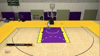 NBA 2K13 Kobe Bryant Harika Smac