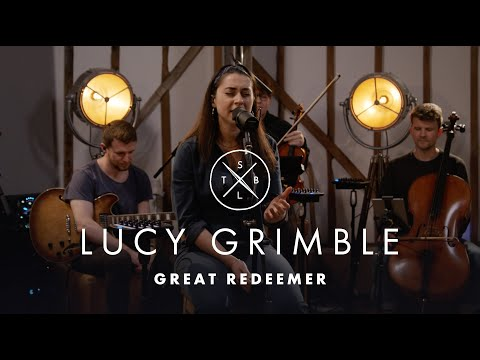 "STABAL Presents Lucy Grimble ""Great Redeemer"" Live At Burgess Barn Studios"