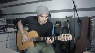 Cover images Janam Janam (Dilwale) - Fingerstyle/Classical - Instrumental Cover - Akustik - Acoustic Guitar