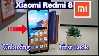 Xiaomi Redmi 8 Unboxing and First Look, King of budget phones