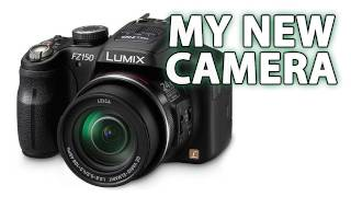 My New Camera! -- Panasonic DMC-FZ150 Review