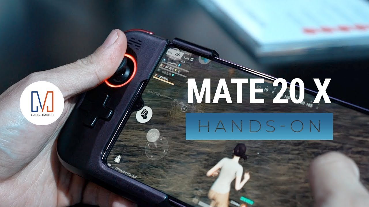 Is the Huawei Mate 20 X an underrated gaming phone