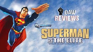 OAW Reviews | Superman Vs. The Elite