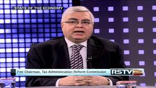 State of the Economy with Parthasarathi Shome