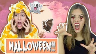 Che VIDEO Fare ad HALLOWEEN?! (*PARODIA*)   Halloween 2018   Gloria White