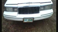 1994Lincoln town car 10 passenger limo for sale.