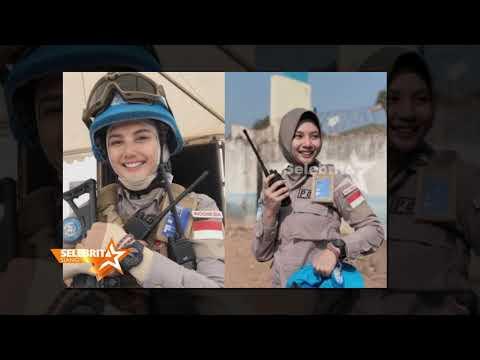 Viral Polisi Cantik - Gagah Dan Mempesona | Selebrita Siang 03 Juni 2020