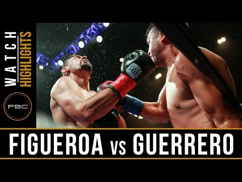 Figueroa Jr vs Guerrero HIGHLIGHTS: July 15, 2017 - PBC on FOX