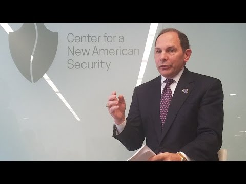 Fireside Chat with Secretary of Veterans Affairs Robert McDonald