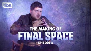 Final Space - The Making Of Final Space: Origins - Episode 1 [BEHIND THE SCENES] | TBS
