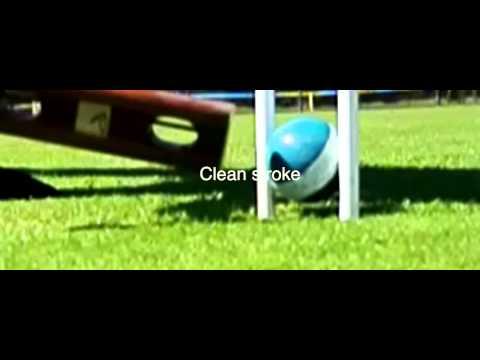 Croquet Refereeing C3.5 Bevel Edge Strokes