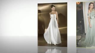 С чем носить греческое платье