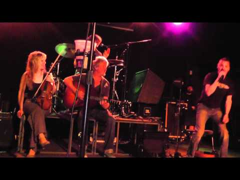 Gaelic Storm Live - Courtin' in the Kitchen - Handlebar 1-28-12