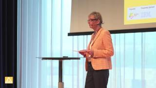 """LWAW12 Speaker Beate Tyralla -- """"Want to come out -- and play?"""""""
