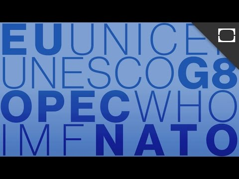 What Do the UN and NATO Actually Do?