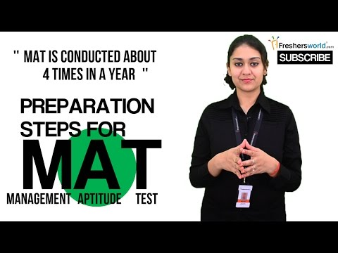 How to Prepare for MAT Exam-Tips and Tricks to Easily Pass MAT Exam