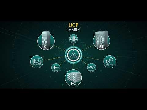 Meet the Hitachi Unified Compute Platform (UCP) Family