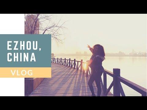 VLOG| Day tour in EZHOU, Hubei, China