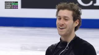 Jason BROWN Чемпионат Четырёх Континентов Four Continents Championships 2020 КП SP